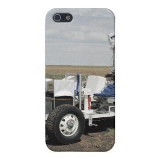 Vista de un vehículo lunar de 1-G Rover iPhone 5 Carcasa