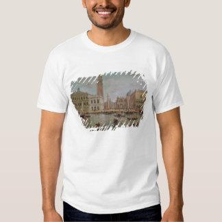 Vista de Venecia, 1719 Remera