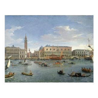 Vista de Venecia de la isla de San Jorge, 169 Postal