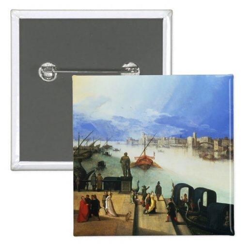 Vista de Venecia Pins