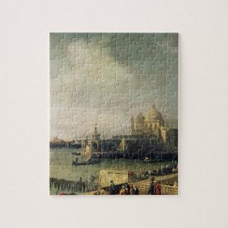 Vista de Venecia Rompecabeza