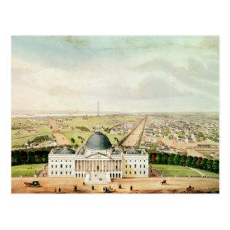Vista de Washington Postal