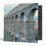 Vista del acueducto romano que fecha probablemente