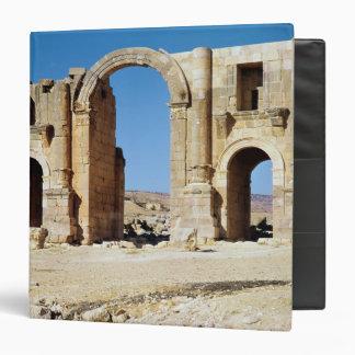 """Vista del arco triunfal, ANUNCIO construido c.129 Carpeta 1 1/2"""""""