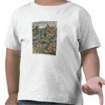 Vista del Bósforo que entra del Mar Negro, Camisetas