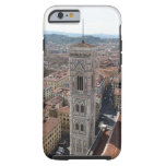 Vista del campanario de Giotto (di del campanil Funda Resistente iPhone 6