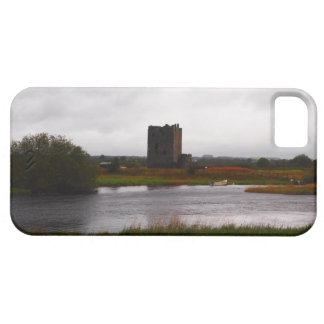 Vista del castillo de Threave iPhone 5 Funda