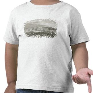 Vista del castillo francés de Trianon, el parterre Camisetas