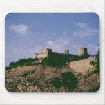 Vista del castillo mousepads
