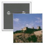 Vista del castillo pin cuadrado