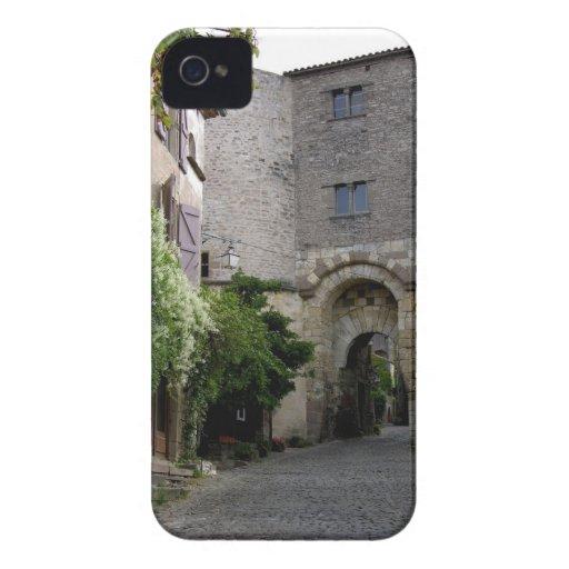 Vista del DES Ormeaux (foto) de Porte iPhone 4 Cárcasas