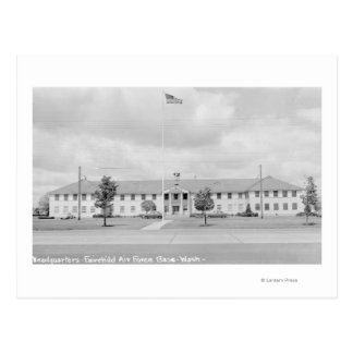 Vista del edificio del HQ Tarjetas Postales