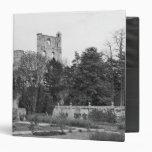 """Vista del exterior de la iglesia, c.1052-67 carpeta 1 1/2"""""""