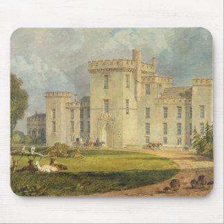 Vista del Hampton Court del noroeste, c.1806 Tapetes De Raton