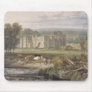 Vista del Hampton Court, Herefordshire, del sou Alfombrilla De Ratón
