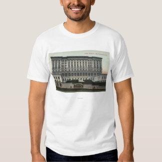 Vista del hotel de Fairmont Camisas