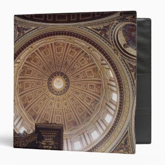 Vista del interior de la bóveda
