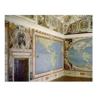Vista del interior del 'Sala Del Postales