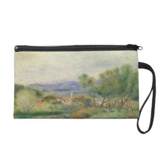 Vista del La Seyne, Provence, c.1890 (aceite en lo