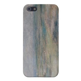 Vista del mar, Guernesey iPhone 5 Fundas