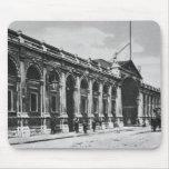 Vista del mercado de carne de Smithfield, c.1905 Tapetes De Ratones
