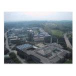 Vista del museo de Pittsburgh de la historia natur Tarjetas Postales