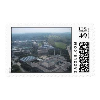 Vista del museo de Pittsburgh de la historia Envio