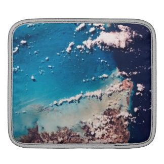 Vista del océano manga de iPad