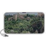 Vista del palacio de Alhambra Altavoz De Viajar