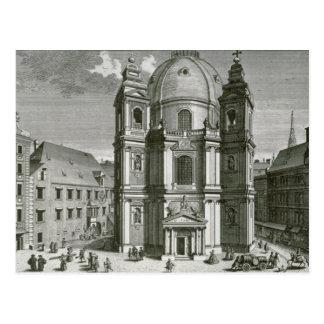 Vista del Peterskirche Postales
