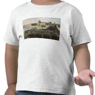 Vista del Pont-Neuf y del río el Sena Camisetas