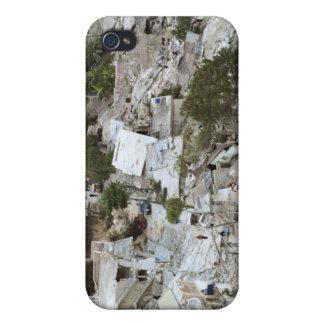 Vista del Port-au-Prince, Haití iPhone 4 Carcasas