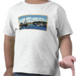 Vista del puerto, Martha's Vineyard Camiseta