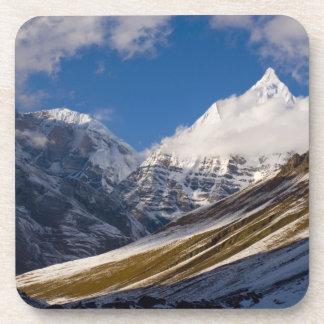 Vista del soporte Jichu Drake, Bhután Posavaso