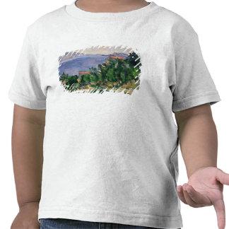 Vista del soporte Marseilleveyre y de la isla Camisetas