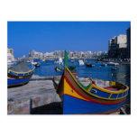Vista del St. juliana, Malta Postales