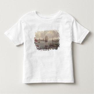 Vista del Thames, 1761 Camisas
