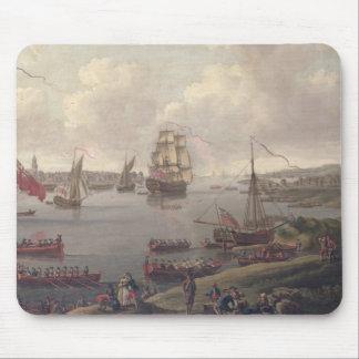 Vista del Thames, 1761 Mouse Pad