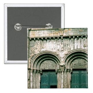 Vista del transept del sur c.1100-04 porta pin cuadrada 5 cm