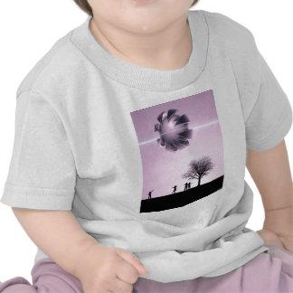 Vista del UFO Camisetas