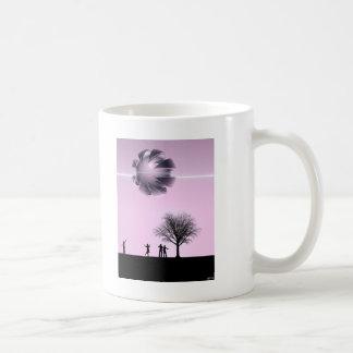Vista del UFO Tazas De Café