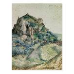 Vista del valle de Arco en el Tyrol, 1495 Postal