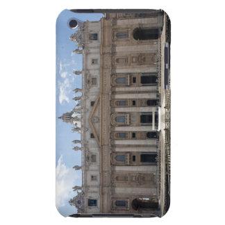 Vista delantera de la basílica de San Pedro, Vatic Case-Mate iPod Touch Cárcasa