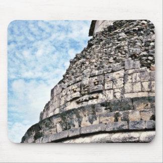 Vista detallada del EL Caracol, Chichen Itza Alfombrilla De Raton