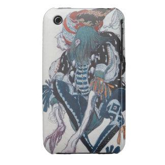 Vista el diseño para el Pageboy de la hada Case-Mate iPhone 3 Carcasa