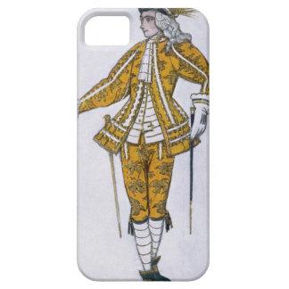 Vista el diseño para el Pageboy del canario de iPhone 5 Case-Mate Cárcasa