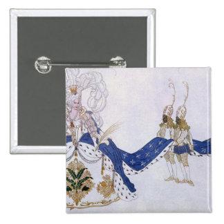Vista el diseño para la reina y sus páginas, de S Pin Cuadrado