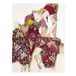 Vista el diseño para Nijinsky en La del ballet ' Tarjetas Postales