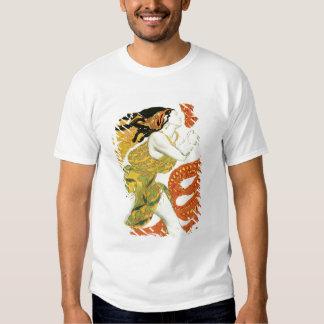 Vista el diseño para una bacante en 'Narcisse Remeras