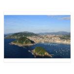Vista escénica de San Sebastián Postales